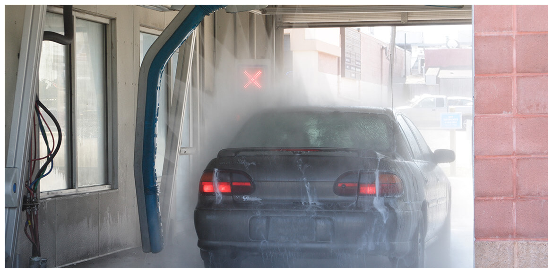 Car Wash and Dog Wash | Brisbane | Express Auto Car Wash Image